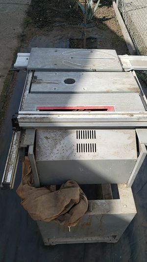 Table saw, Ryobi BT 3000 for Sale in Oakland, CA