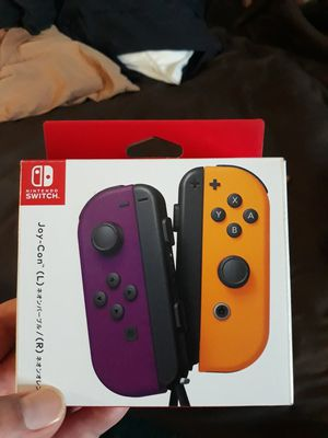 NINTENDO SWITCH JOY CON CONTROLLERS for Sale in Ontario, CA
