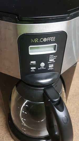 Mr. Cofee 12- cup cofee maker for Sale in Vista, CA