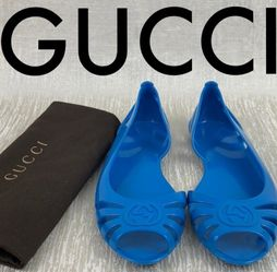 Gucci Jellys Size 7 Shoe for Sale in Gresham,  OR