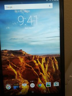 Verizon 4g Table for Sale in San Bernardino,  CA