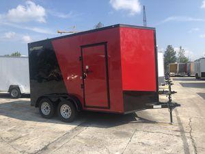 Spartan Enclosed Cargo Trailer 7x12 for Sale in Pembroke Pines, FL