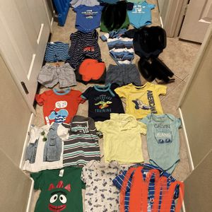 Boys Clothes Size 18M (31 Pieces) for Sale in Indio, CA