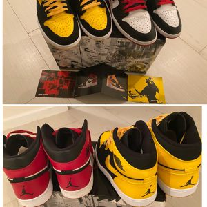 Jordan AJ1 Still Like New Size 12 for Sale in Capitol Heights, MD