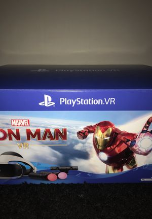 Psvr full bundle for Sale in Cary, NC