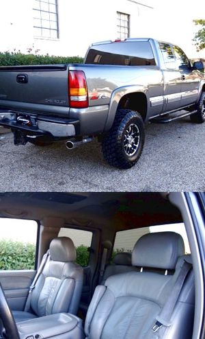 2001 Chevrolet Silverado for Sale in Charlotte, NC
