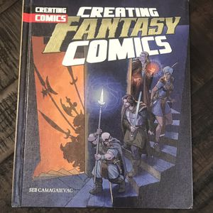 Creating Fantasy Comics Book just $3 for Sale in Port St. Lucie, FL