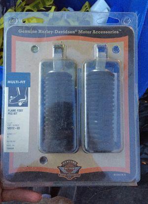 Harley Davidson foot peg kit for Sale in Lincoln, RI