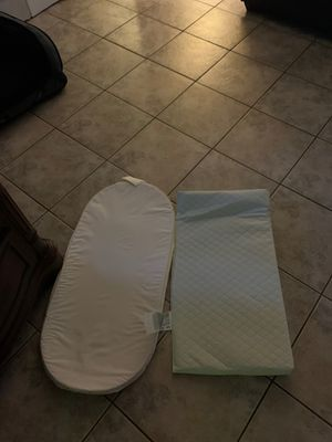 Baby pad for bassinet and pad for sleeping on the side for Sale in Pembroke Pines, FL