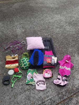 Small dog starter kit! for Sale in Vancouver, WA