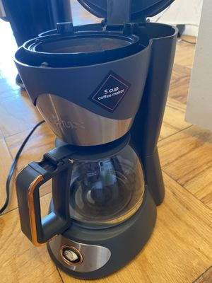 Crux 14634 5-Cup Coffee Maker for Sale in Washington, DC