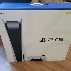 Playstation 5 Disc Console for Sale in Bristol, CT