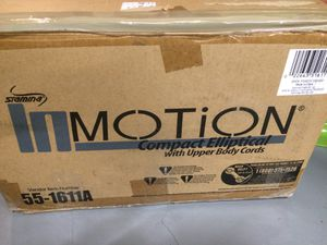 Compact Elliptical with upper core bands for Sale in Buffalo, NY