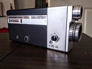 Vintage Bell & Howell Canon Cine Canonet 8 Film Movie Camera for Sale in St. Louis, MO