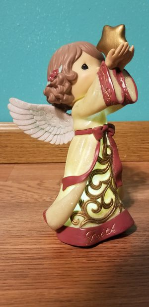 Precious Moments light-up ceramic figurine for Sale in Harwood, MD