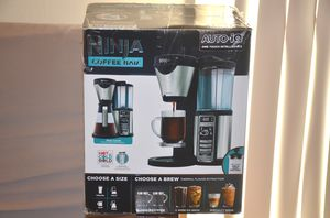 Ninja coffee maker for Sale in Middletown, PA