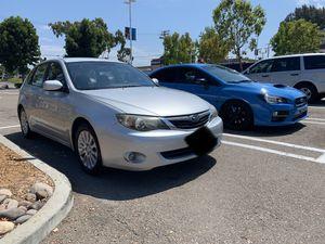 2008 Subaru Impreza 2.5i Premium for Sale in El Cajon, CA