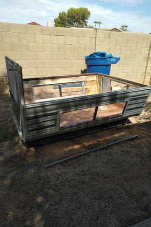 Camper shell 73 inch inch long for Sale in Tempe, AZ