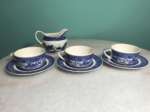 Buffalo Pottery 7 Piece Tea Set for Sale in Boynton Beach, FL