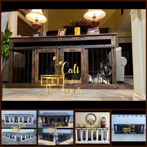 Custom Heavy Duty Dog Kennels for sale! for Sale in Murrieta, CA