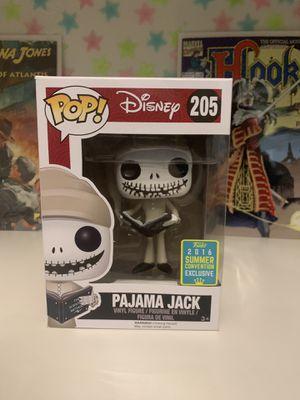 Funko Pop! Pajama Jack Skellington Nightmare Before Christmas SDCC 2016 Exclusive for Sale in Lake Elsinore, CA