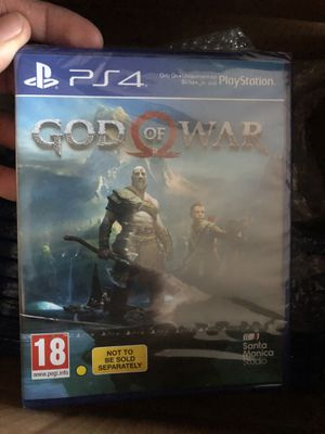 God of war PlayStation 4 for Sale in South Miami, FL