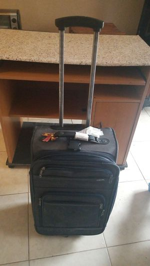 SMALL LUGGAGE ON WHEELS for Sale in Jacksonville, FL