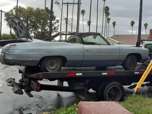72 Chevy convertible for Sale in Los Angeles, CA