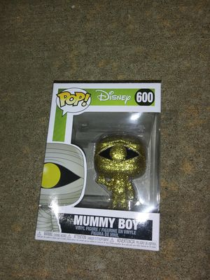 Funko pop mummy boy custom for Sale in Oklahoma City, OK