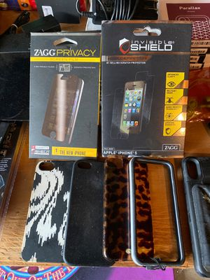 iPhone 5, 5s, 5c accessories for Sale in Portland, OR
