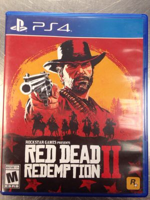 Red dead redemption 2 for Sale in Chicago, IL