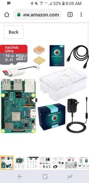 Raspberry pi 3b+ for Sale in Payson, AZ