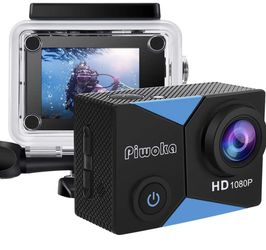 """Action Camera 1080P 12MP Waterproof Underwater 98ft Sports Camera 2"""" LCD Screen Wide Angle with Mounting Accessories Kit for Sale in Port Charlotte,  FL"""