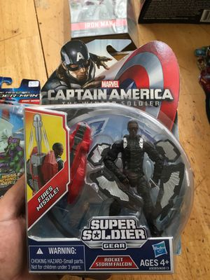 Marvel captain America storm falcon for Sale in East Los Angeles, CA