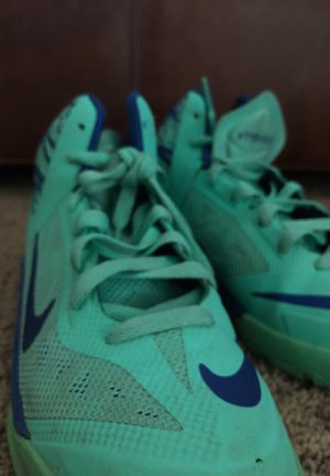 HyperFuss size 5 basketball shoes for Sale in Potomac, MD