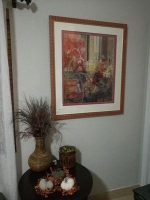 ETHAN ALLEN framed art print for Sale in Miami, FL