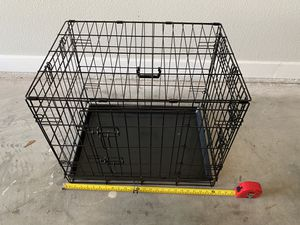 Dog Crate - Small for Sale in Bay Lake, FL