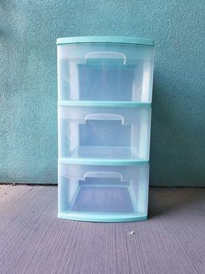 3-tier storage container for Sale in Dallas, TX