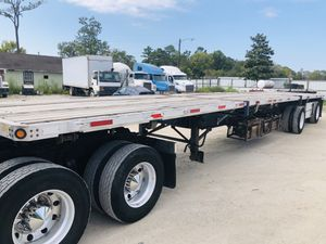 Flatbed trailer 48X102 for Sale in Houston, TX