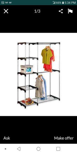 Closet organizer or laundry/storage organizer for Sale in Chicago, IL