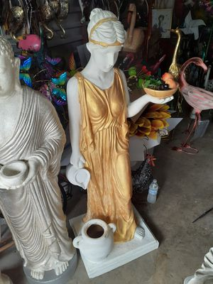 Weekend special on this cool large Grecian statue could also be used as a fountain for Sale in Dunedin, FL