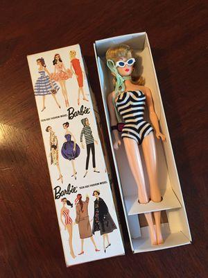 Beautiful Vintage Barbie 1958-1993 Stock No. 850 for Sale in San Antonio, TX