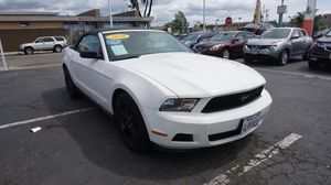2010 Ford Mustang for Sale in San Diego, CA