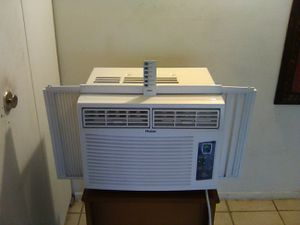 Air Conditioner Haier 6,000 BTU With Remote (like new) for Sale in Cleveland, OH