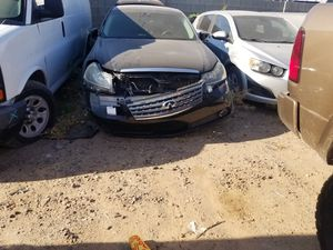 Infiniti m35 parts only for Sale in Glendale, AZ