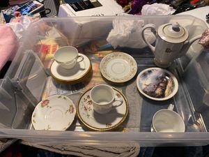 Vintage tea lot for Sale in Miami, FL