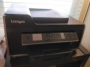 Lexmark Pro 715, wireless, 3 in 1 printer for Sale in Richardson, TX