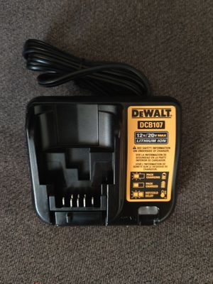 DeWalt 12v-20v Charger for Sale in Phoenix, AZ