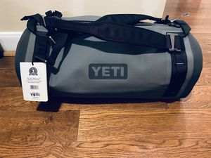 YETI Panga Submersible Duffle 50 liter - brand new with tags for Sale in Houston, TX