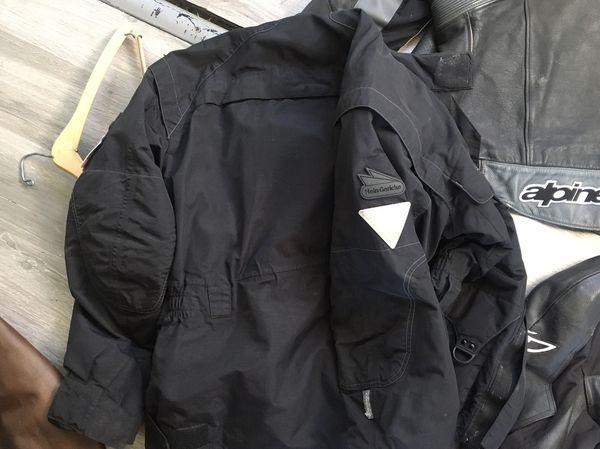 Textile Hein Gericke motorcycle jacket medium